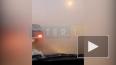На Белградской улице дорожный коллапс: прорыв трубы ...