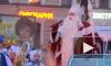 В Петербурге встретили Деда Мороза