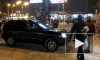 Женщина на внедорожнике таранила пешехода на Коломяжском проспекте