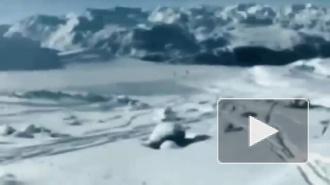 В интернете появилось видео с камеры на шлеме Шумахера