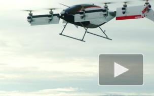 Видео из США: состоялся первый полет воздушного такси