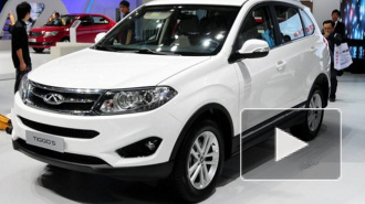 Автомобили Chery будут собирать в России