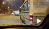 На Кондратьевском проспекте повышенная аварийность: за утро произошло два ДТП