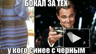 Платье, которое взорвало интернет, помогло бизнесу. Интернет-пользователи продолжают клепать фотожабы