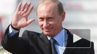 Путин совместил открытие ЗСД с Днем ВДВ в Петербурге