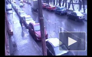 Неумелый водитель и двое «торопыг» спровоцировали аварию