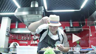 Шеф-повара соревновались в приготовлении оливье