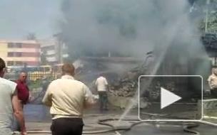 В Запорожье произошел взрыв в супермаркете