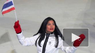 Ванессу Мэй, занявшую на Олимпиаде последнее место, встретили громом аплодисментов