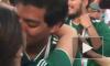 Мексиканец сделал предложение возлюбленной после победы национальной сборной