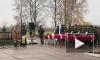 "В ""Кондакопшино"" с почестями захоронили останки защитников Отечества"