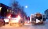 """Видео: в Сибае на """"зебре"""" сбили девушку"""