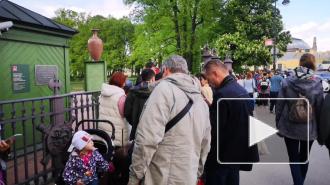 """Видео: петербуржцы готовятся к """"Ночи музеев"""""""