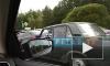 При въезде в Сестрорецк столкнулись 4 машины