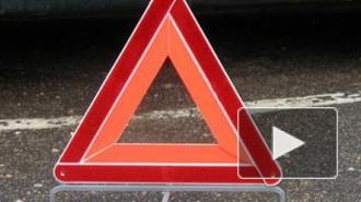 Четыре человека пострадали в ДТП в Петербурге, в том числе годовалый малыш и 12-летний ребенок