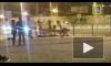 Видео: Молодые люди устроили зарядку голышом в центре Южно-Сахалинска