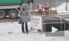Петербуржцам показали, как правильно растапливать снег