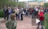 Полтавченко: Сквер на Исаакиевской испытывает большую нагрузку