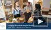 """Видео: открытие совместной мастерской художественного стекла """"Karelika"""" и художника Алёны Сивериковой"""