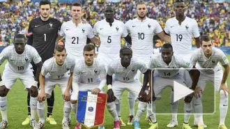 ЧМ-2014, Франция – Нигерия: французы на последних минутах дожали Нигерию и вышли в четвертьфинал