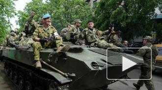 Новости Украины сегодня 20.06.2014: Новороссия формирует первую танковую дивизию - СМИ