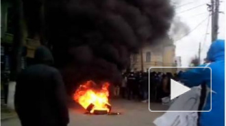 Новости Украины: восставшие Винницы настроены решительно