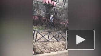 Полиция возбудила уголовное дело после пьяной стрельбы под окнами на проспекте Космонавтов
