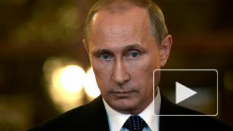 Песков опроверг информацию о том, что Путин заявил о необходимости государственности Новороссии