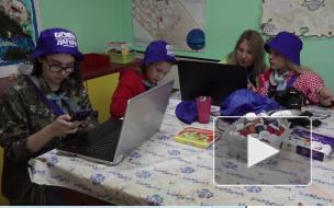 """Видео: юные журналисты сразились в остроте пера на территории лагеря """"Спутник"""""""