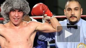 Боксер стал чемпионом благодаря челябинскому метеориту