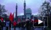 Коммунисты прошли от мечети до «Авроры»