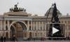 Новогодний Петербург будут украшать 17 искусственных елей