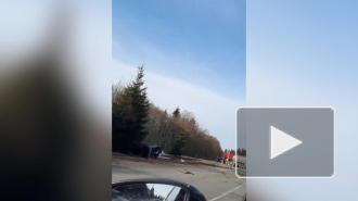 В ДТП на Таллинском шоссе погиб 74-летний водитель