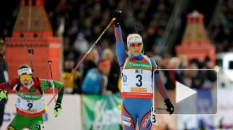 Кубок мира по биатлону: в женской эстафете первой из россиянок побежит Романова