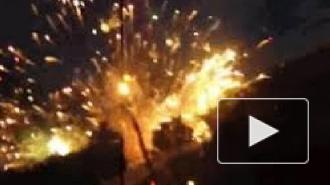 Взрыв на китайской фабрике фейерверков: погибли 12 челоек