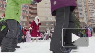 Жители Мурино встретят Новый 2018 год с оптимизмом