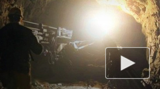 Взрыв метана на шахте в Донецке унес жизни семи горняков