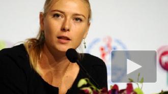 Шарапова пропускает турниры из-за беременности