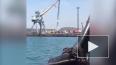 Видео из Приморья: на заводе от ветра рухнул портовый ...