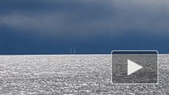 Над Финским заливом пронесся смерч