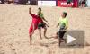 В Петербурге прошел первый этап Чемпионата России по пляжному футболу