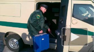 В Петербурге инкассаторскую машину угнали вместе с водителем
