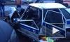 В Красном селе в аварию попал автомобиль ДПС, пострадали двое полицейских