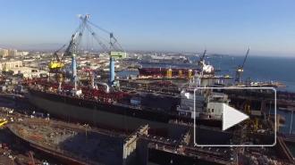 В США грузят второй танкер с американской нефтью для Белоруссии