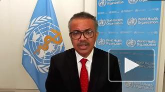 Глава ВОЗ заявил, что пандемия коронавируса вышла за рамки обычной чрезвычайной ситуации