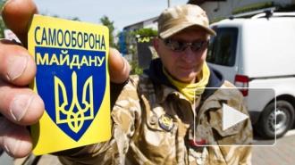 Новости Украины: в Киеве схлестнулись сотни из отрядов самообороны Майдана