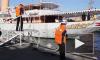 Яхта королевы Дании пришвартовалась сегодня на Английской набережной