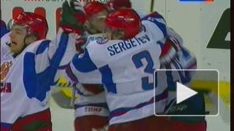 Сборная России в финале молодежного Чемпионата Мира по хоккею