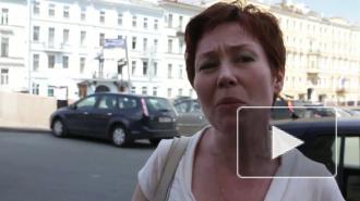 Одиночный пикет у консульства Франции против детского киднепинга
