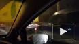 Видео: петербуржцы сняли, как по КАД едет полыхающий ...